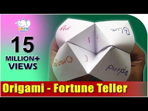Origami - Fortune Teller