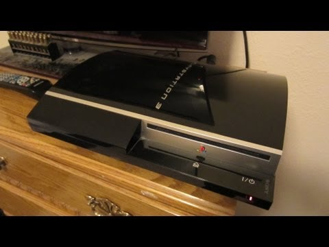 How to Upgrade a Fat PS3 Hard Drive