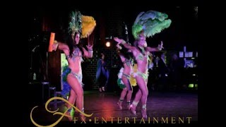 FX Entertainment Australia presents.....The Rio Olympics Samba Dancers for hire