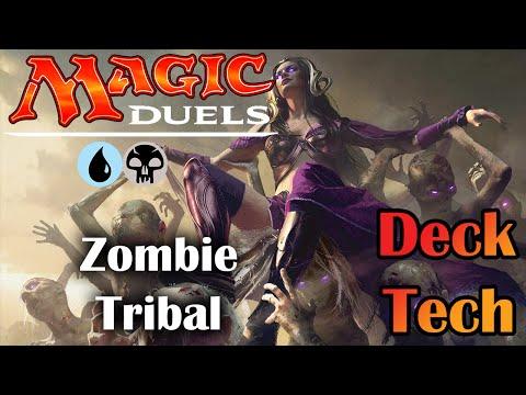 Magic Duels | Zombie Tribal Deck Tech