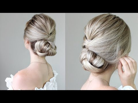 How To: SIMPLE UPDO