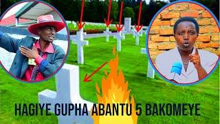 Hagiye gupfa abantu  batunguranye bakomeye    Barafinda yabavuze mu  buhanuzi bwe pt  1