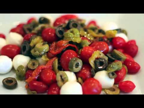 Easy Olive Salad