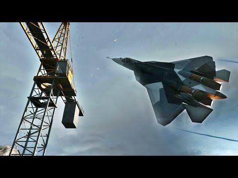 Battlefield 4 - Crane Trap
