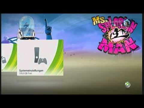 Xbox 360 - Ms Splosion Man (Free Premium Theme)