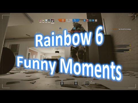 Rainbow Six Siege Funny Moments ep.1