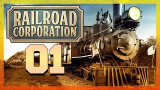 Railroad Corporation Gameplay PC Let's Play Part 1 (CREATE AN EMPIRE)