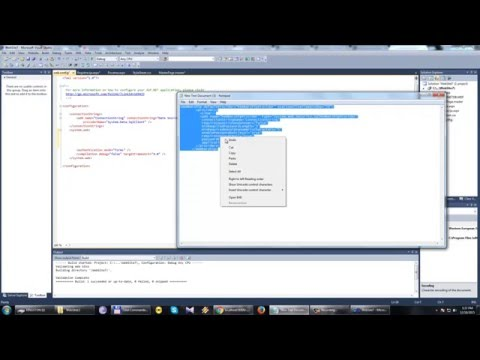 Visual studio 2010- MasterPage, html, css, user create