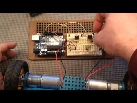 Arduino for Beginners   19 Controlling a DC Motor with PWM