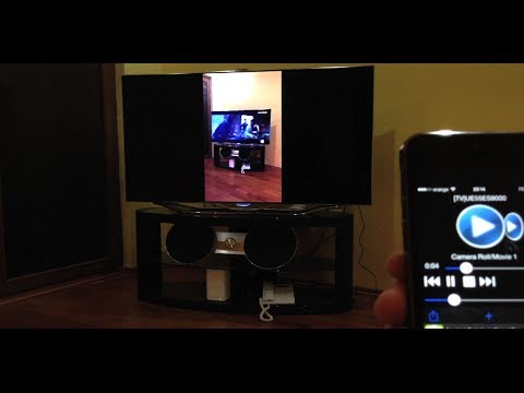 How to AirPlay Videos And Photos from iPhone to Samsung Smart Tv