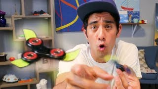 Download MAKE YOUR FIDGET SPINNER FLY AND LEVITATE TRICK Video