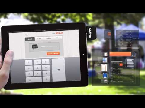 Payfirma Tablet POS: Turn your iPad into a mobile point of sale