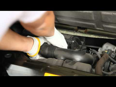 How to: Engine air filter change :: Smart Car Fortwo in HD 1080p