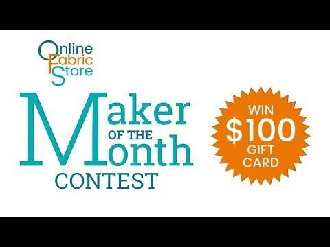 OFS Maker of the Month Contest!