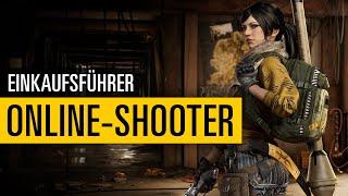 Die 10 besten Online-Shooter   Einkaufsführer zu Multiplayer-Ballereien (Stand: Februar 2020)