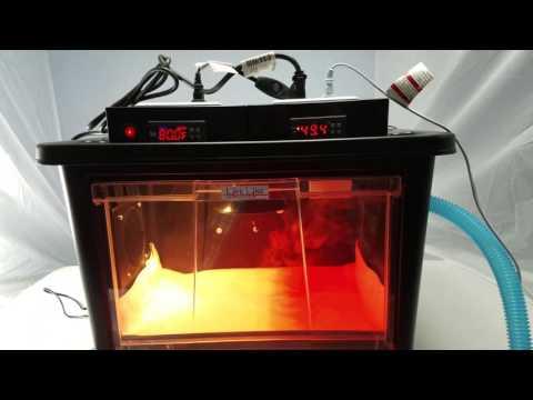 Digital Humidity Setup for our incubators