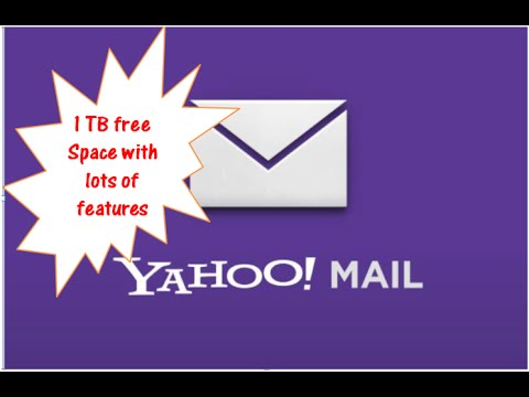 How to create or sign up for new yahoo mail account 2015 with 1TB free space.