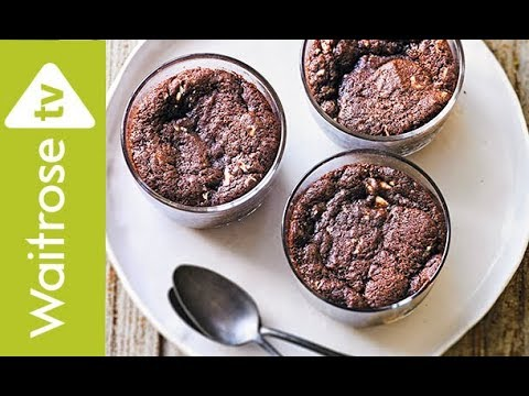 Double Chocolate Cookie Pots | Waitrose