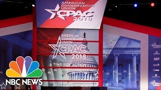 CPAC Conference, Speakers Include Mike Pence And Betsy DeVos | NBC News