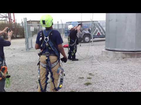 WIND TURBINE TECHNICIANS BOOT CAMP BEST DAY OF MY LIFE