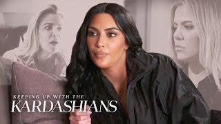 Kim Kardashian Is Concerned About Khloe's Troubled Relationship   KUWTK   E!