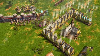 Age of Empires 3 Definitive Edition - 4v4 Multiplayer