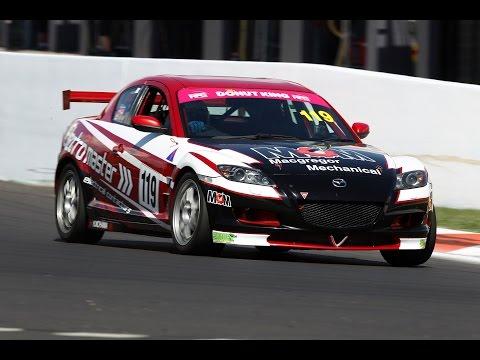 Mazda RX8 Race Car