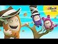 Oddbods | Sombreros a Volar | Dibujos Animados Graciosos Para Niños