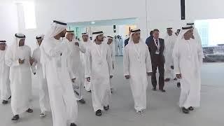 Louvre Abu Dhabi pre-opening site visit