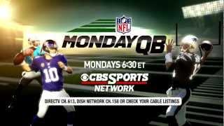 NFL Monday QB | CBS Sports