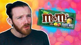 Irish People Try New American M&M's