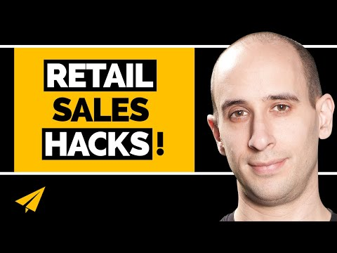 Retail Sales Techniques - How to convince people to buy in retail