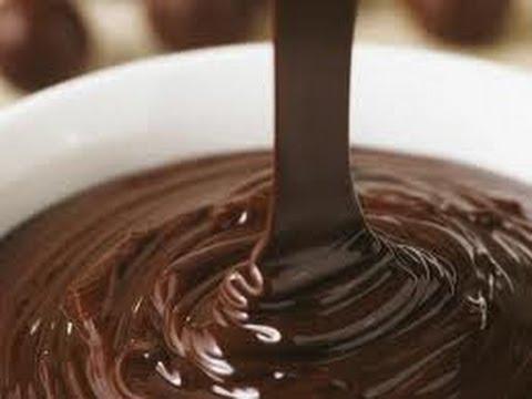 Vegan Ganache Recipe - Chocolate Ganache For Frosting/Covering Cakes