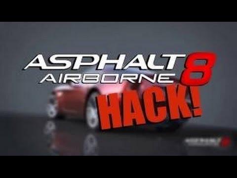 Asphalt 8 Airbone Hack - Asphalt 8 Money IOS Android PC