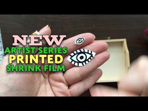 *NEW* product: Artist Series Shrink Film
