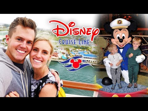 WE'RE BACK! MAGICAL DISNEY CRUISE DAY 1   Room Tour