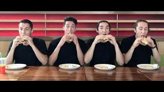 Veggie Grill | The Williams Fam | Bloopers | Plant Based