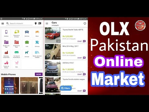 OLX Pakistan Online Buy & Sell Online For Free