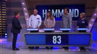 Family Feud Ep 1: Kavadias vs Hammond