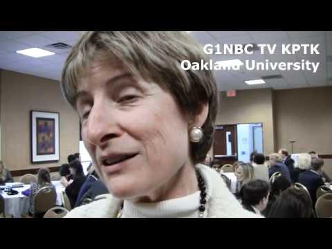 Oakland University Networking G1NBC TV KPTK Pontiac MI