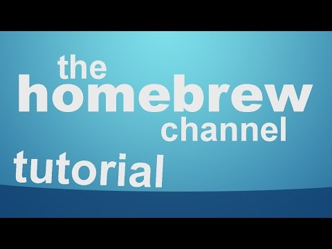 Install the Homebrew Channel on Nintendo Wii (2018 Tutorial)