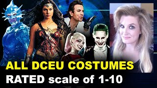 DCEU Characters Ranked - Rate the Costumes!