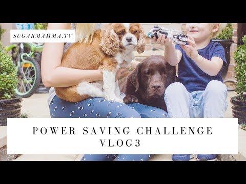 Power Saving VLOG Challenge No. 3 - Making The Switch & Saving Over $200! || SugarMammaTV