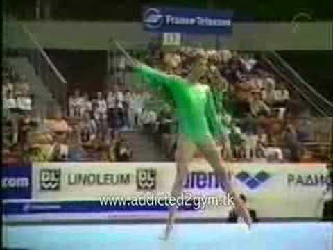Gymnastics Montage - Best of Khorkina
