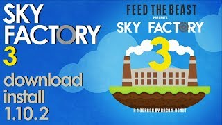 minecraft sky factory 3 modpack Videos - 9tube tv