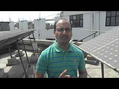 Energy Revolution: This Indian Office Runs on Solar DC Lights and Fans