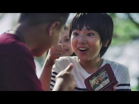 Pokemon Sun  and Moon - Japanese Commercial