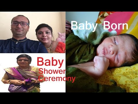 Baby Born Baby Shower Ceremony Baby born baby boy baby Mother care child food care parenting start