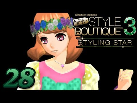 New Style Boutique 3 Styling Star ~ ROSIE QUITS Part 28 ~ Gameplay Walkthrough