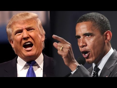 Illegal Immigration Hypocrisy:  If Trump Is Racist So Is Obama